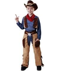 Dětský kostým Kovboj Pro věk (roků) 5-6