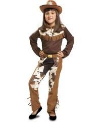 Dětský kostým Kovbojka Pro věk (roků) 10-12