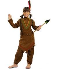 Dětský kostým Indiánka Pro věk (roků) 1-2