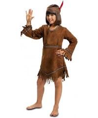 Dětský kostým Indiánka Pro věk (roků) 10-12