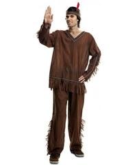 Kostým Indián Velikost M/L 50-52