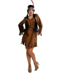 Kostým Indiánka Velikost M/L 42-44