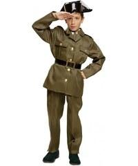 Dětský kostým Španělský policista Pro věk (roků) 1-2
