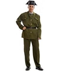 Kostým Španělský policista Velikost M/L 50-52