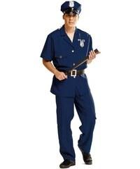 Kostým Policista Velikost M/L 50-52
