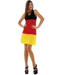 Kostým Německá vlajka Velikost M/L 42-44