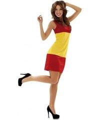 Kostým Španělská vlajka Velikost M/L 42-44