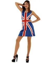Kostým Britská vlajka Velikost M/L 42-44