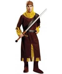 Kostým Středověký voják Velikost M/L 50-52