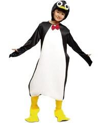 Dětský kostým Tučňák Pro věk (roků) 10-12