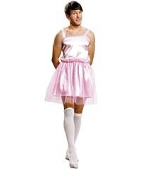 Kostým Baleťák růžový Velikost M/L 50-52