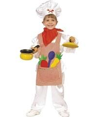 Dětský kostým Kuchař Pro věk (roků) 1-2