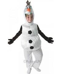 Dětský kostým Sněhulák Olaf Ledové království Pro věk (roků) 1-2