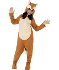 Dětský kostým Liška Pro věk (roků) 10-12