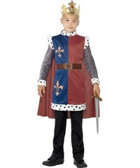 Dětský kostým Král Artur Pro věk (roků) 10-12