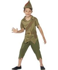Dětský kostým Robin Hood Pro věk (roků) 10-12