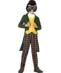 Dětský kostým Žabí princ Pro věk (roků) 4-6