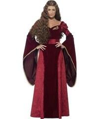 Kostým Středověká královna Velikost L 44-46