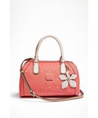 GUESS kabelka Hula Box-růžová