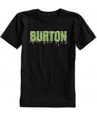 Triko Burton Slime true black 2015 dětské