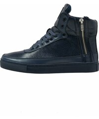 Criminal Damage PYTHON MID Sneaker high navy