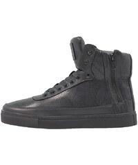 Criminal Damage PYTHON MID Sneaker high charcoal
