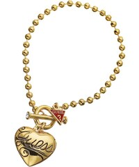 GUESS náramek UBB80925-zlatá