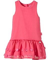 Pampolina Mädchen Kleid o. Arm, Einfarbig