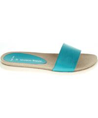 Marco Tozzi dámské pantofle 2-27104-24 zelené