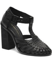 Intentionally blank - Tilted - Sandalen für Damen / schwarz