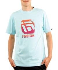 Pánské tričko Funstorm RAD sky blue L