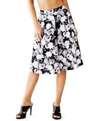 Guess Sukně Elisha Floral-Print Culottes