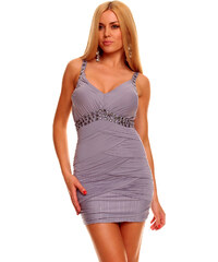 Dámské šaty Ethina - fialové