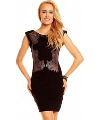 Společenské šaty Kimi&Co - černé