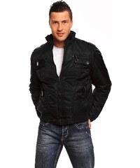 GANEDER pánská zimní bunda - černá