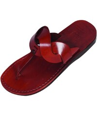 Kožené sandály 045 Wegaf