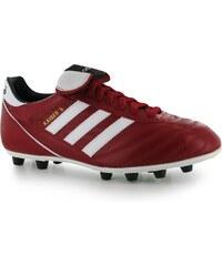 Kopačky adidas Kaiser Liga FG pán. červená/bílá