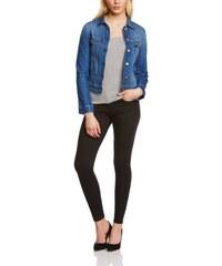 Lee Jeans Damen Jacke Gr. 40 (Herstellergröße : Large) Blau - Spring Blue