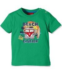 SALT AND PEPPER Baby - Jungen T-Shirt B Cars 2 layer