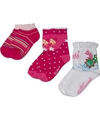maximo Mädchen Socken Set, 3r Pack
