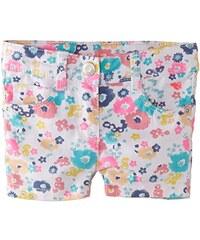 ESPRIT Mädchen Shorts mit floralem Druck