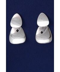 Stříbrné náušnice NS015