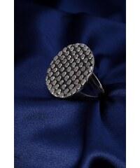 Stříbrný prsten PS019