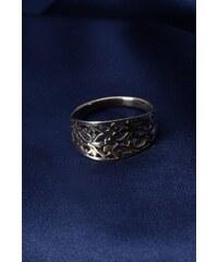 Stříbrný prsten PS022