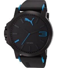 PUMA Quarzuhr »PUMA 10294 ULTRASIZE - Black Blue, PU102941002«