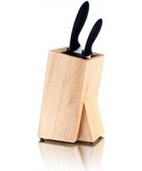 BANQUET Stojan na keramické nože Brillante se štětinami