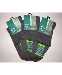 Pánské bambusové ponožky (šedé)