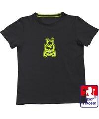 Suspect animal Dětské konopné tričko Bear
