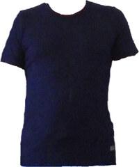 Bambusová móda Luxusní bambusové tričko BM (indigo)