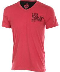 TopMode Pánské tričko červená